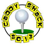 Caddy Shack Logo 2013