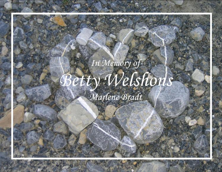 Welshons memorial